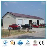 O baixo custo e alta qualidade Estrutura de aço prefabricados prédio (SH104)