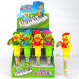 Het Suikergoed van het Stuk speelgoed van de Waanzin van de eend met Speelgoed en Suikergoed met Speelgoed (130801)