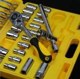 Комплект ключа гнезда 37PCS сразу продавать изготовления