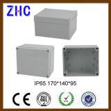 Пластмасса IP65 распределения 130*80*85 подземная водоустойчивая в земной распределительной коробке