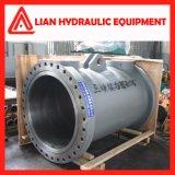 Type réglé cylindre hydraulique pour le projet de garde de l'eau