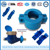 Sello plástico plástico colorido del metro de agua de la seguridad plástica