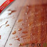 Laminado 12m m de madera barato del suelo del surco 11m m del precio U