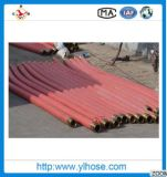 Hochdruckstahldraht Hebei-35MPa 4sp wand sich bohrender Gummischlauch