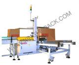 Erector automático de la caja de cartón y cartón la máquina de sellado
