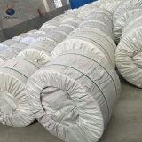 China-Fabrik-weißes pp. gesponnenes Raffiabast-Gewebe