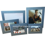 Un assortiment de couleur verte Papier Art texturée cadeau promotionnel Photo Frame
