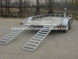 作られる工場およびウィンチCCT010Aが付いている販売の自動車運搬船のトレーラー