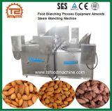 Processus de blanchiment de l'équipement alimentaire amandes blancheur de la machine à vapeur