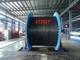 0.6/1kv cavo elettrico 3*185mm2+1*95mm2, cavo di rame, isolamento di XLPE, cavo elettrico del fodero del PVC