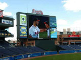 스포츠 경기장 둘레 (P10/P16/P20)를 위한 높은 광도 옥외 광고 발광 다이오드 표시