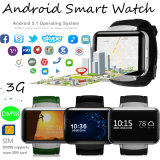 телефон вахты 3G Bluetooth GPS франтовской с функцией WiFi и камерой Dm98
