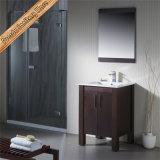 Governo di stanza da bagno moderno di vanità della stanza da bagno di legno solido Fed-1169