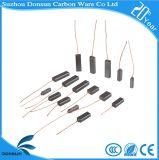 Spazzole di carbone del campione libero di alta qualità di Donsun per la macchina di vuoto