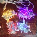 Marcação ce LED de exterior Luzes de String para o pátio e decoração de árvore de Natal