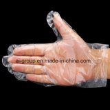 TPE Одноразовые пластиковые защитные перчатки для продовольственной службы
