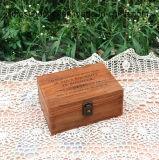 로고 나무 상자를 인쇄하는 복구 주문 실크 스크린