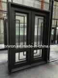 Portello anteriore principale del ferro del portello d'acciaio esterno competitivo di obbligazione con il lavoro del rotolo