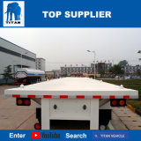 Het Voertuig van de titaan de Aanhangwagens van de Container van -20 Voet de Apparatuur van het Voertuig van 60 Ton