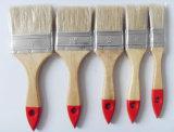 Синтетический комплект щетки 5PCS краски нити с пластичной ручкой