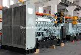 1200kw 1500kVA三菱のディーゼル発電機スタンバイ1320kw 1650kVA
