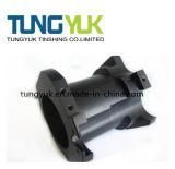 Parti di alluminio dai pezzi meccanici di CNC con il nero anodizzato
