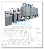 Halbautomatisches der Saft-Milch-CIP Stahl-CIP Reinigungs-System Reinigungs-des Systems-Staniless mit Cer-Bescheinigung