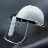 안전 헬멧 (FS4013)를 위한 재사용할 수 있는 얼굴 방패 부류