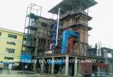 Kohle-Dampfkessel verteilendes Flüssigbettdampfkessels des t-/h4-12 für industriellen Gebrauch (CFB)