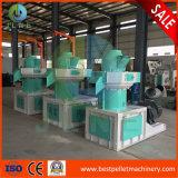 Palm la biomasse de sciure de bois presse à granulés Granulés de fibre de bois vertical machine à granulés