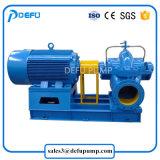 Cas de fractionnement centrifuge à haut débit avec moteur électrique de pompe à eau