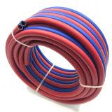 Flexible haute pression Twin en PVC flexible de soudure avec la norme ISO9001