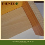 Het houten Onder ogen gezien Triplex van de Korrel Melamine