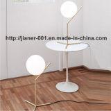 Iluminação decorativa do diodo emissor de luz do pendente do estilo simples no quarto Dinging do vidro