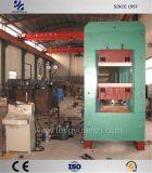 Pressione vulcanização rasto de borracha controlados por PLC/Máquina de vulcanização rasto de borracha