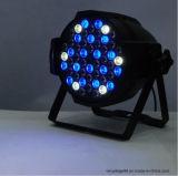 L'indicatore luminoso DJ di effetto di DMX512 54X3w il LED RGBW PAR64 Party l'illuminazione della fase