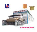 Máquina de Papel de papelão corrugado 2400 mm Máquinas de Papel Kraft