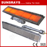 Bruciatore infrarosso di vendita calda per il rivestimento della polvere