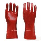 Водонепроницаемый промысел песок Blashing ПВХ перчатки