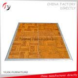 Couleur noire Dance Floor chinois moderne brillant (DF-52) de peinture