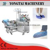 A lama da poeira da água resistente engrossa a tampa plástica da sapata que faz a máquina