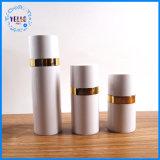 100ml weißer PETG Plastikspray-luftlose Flasche für das kosmetische Verpacken