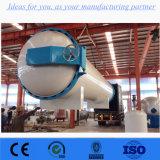 保存のための産業大きい容量の木製の受胎のオートクレーブ
