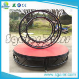 Schwarzes Color Stage für Bar Circle Stage mit Circle Stage Truss
