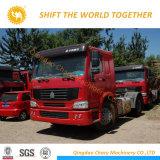 Camion resistente del trattore di Sinotruk HOWO 4X2 con il motore diesel