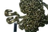 La lega di vendita calda ha forgiato la catena d'acciaio con l'amo