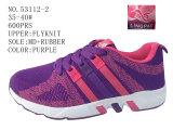 Deux couleurs 35-40# Lady Chaussures Chaussures de sport de plein air Stock