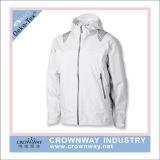 남자를 위한 최고 비 경량 방수 운영하는 재킷