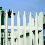 Rete fissa rivestita del Palisade del giardino del ferro del PVC