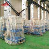 hochwertiger China heißer Verkaufs-hydraulischer einzelner Mast-Aluminiumlegierung-Strichleiter-Aufzug 4-10m-mit Cer ISO-Bescheinigung